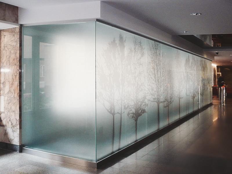 купить стекло стен